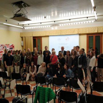FOTO STUDENTI DI SPALATO A SALA